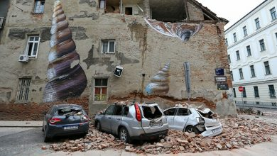 Photo of Human and material losses due to the earthquake in Croatia