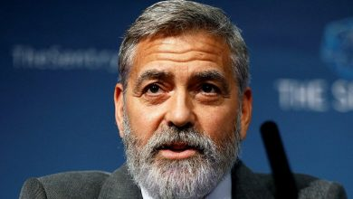 Photo of George Clooney is hospitalized, and the reason is an astronaut!