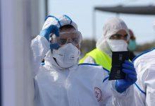 صورة تسجيل 67 وفاة جديدة بكورونا في إسرائيل