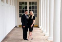 """Photo of On her father's last day as """"president"""" … this is what Trump's daughter announced"""