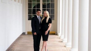 "Photo of On her father's last day as ""president"" … this is what Trump's daughter announced"