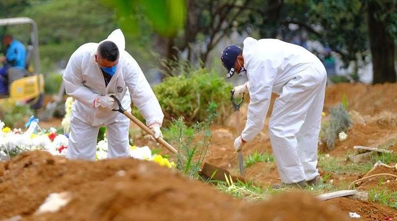 Brazil: 1,254 deaths and thousands of new infections in Corona, Arabic newspaper in Boston-USA-Profile News