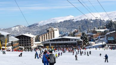 Photo of After the criticism … Turkey bans parties in ski resorts