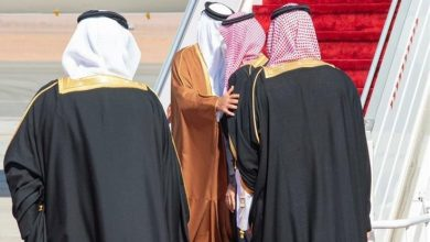 Photo of After the break of years … Saudi Arabia welcomes Qatar with arms!