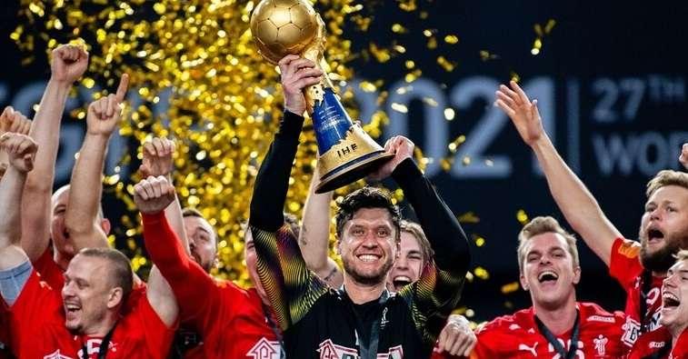 Denmark crowned the Handball World Cup, Arabic newspaper in Boston-USA-Profile News