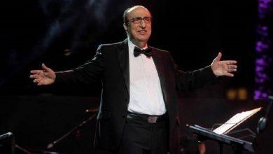 Photo of Elias Rahbani gathers the world farewell