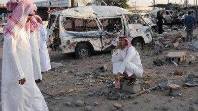 """صورة السعودية تعلن إصابة 3 من مواطنيها جراء إطلاق حركة """"أنصار الله"""" اليمنية مقذوف عسكري بجازان"""
