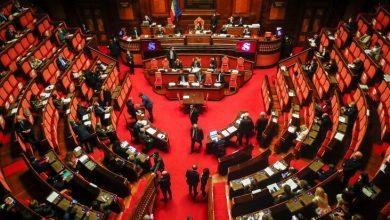 صورة مجلس الشيوخ الإيطالي يمنح الثقة للحكومة
