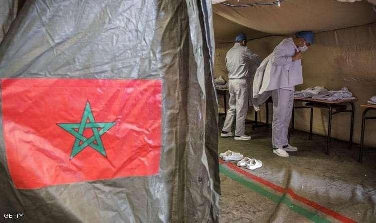 A decrease in the number of Corona cases in Morocco, Arabic newspaper in Boston-USA-Profile News