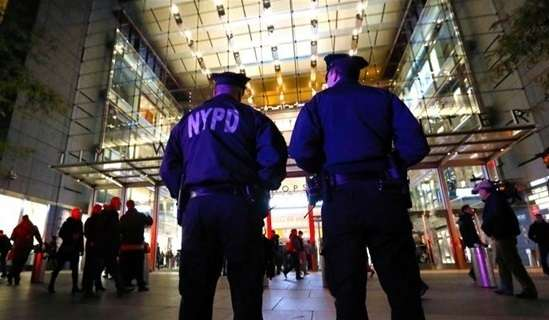 For security reasons, evacuating a New York center, Profile News - بروفايل نيوز