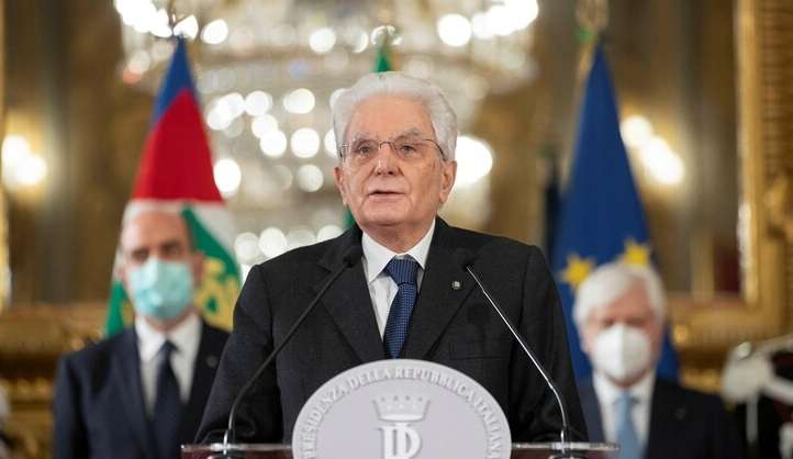 Italian president authorizes former central bank governor to form government, Arabic newspaper in Boston-USA-Profile News