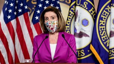 Photo of Pelosi calls for a halt to appointing an official loyal to Trump in the National Security Agency