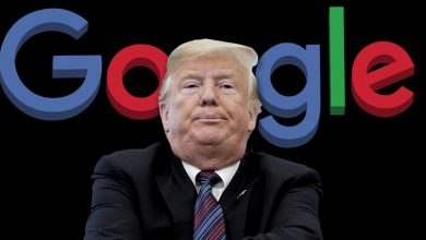 """صورة """"غوغل"""" تتخذ إجراء جديد مع ترامب"""