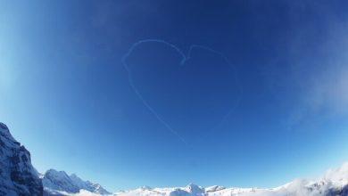 صورة سويسرا.. مصرع شخصين بانهيارات ثلجية في جبال الألب