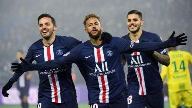 صورة سان جيرمان يعزز صدارته في الدوري الفرنسي