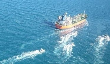 Photo of Iran is holding a ship that set off from Saudi Arabia