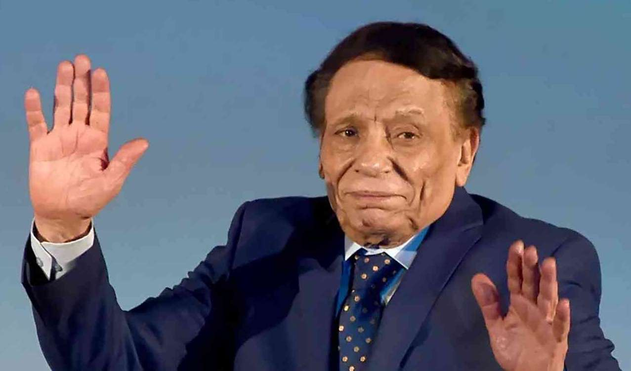 The secret of Adel Imam's refusal to attend the funerals of his friends, Profile News - بروفايل نيوز