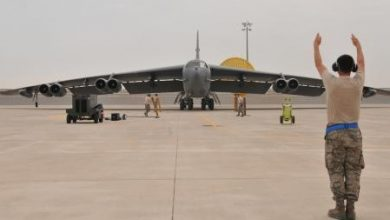 Photo of Agencies: The American B-52 bomber flies a third sortie over the Gulf as part of efforts to deter Iran
