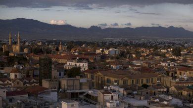 صورة زلزال بقوة 5.4 درجة يضرب قبرص