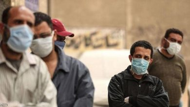 Photo of Egypt records 51 deaths and hundreds of new infections