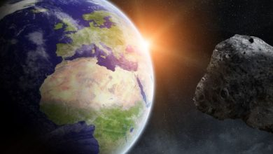Photo of Warning … a dangerous meteor threatening Earth