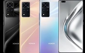 Photo of After her separation from Hawaii, Honor releases her first phone