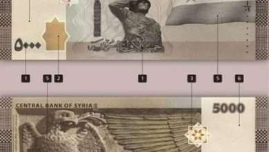 Photo of A new banknote raises controversy in Syria