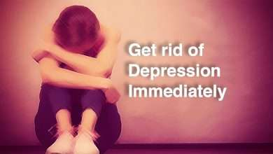 Photo of Get rid of depression immediately