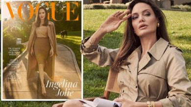 Years after her separation from Brad … Angelina Jolie comments!, Arabic newspaper in Boston-USA-Profile News