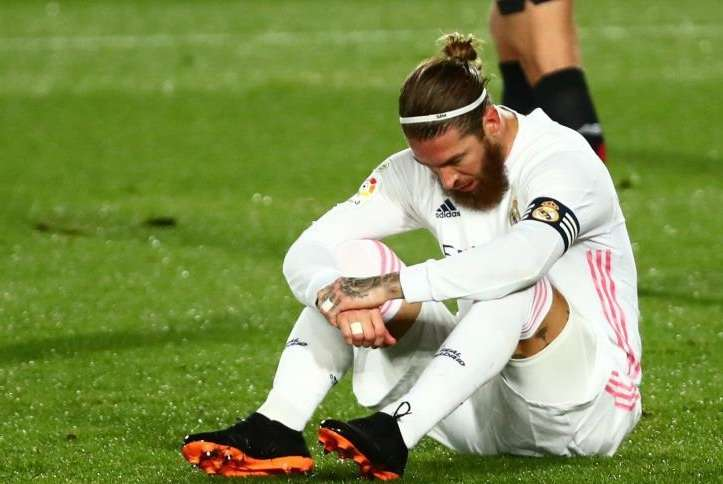 Ramos misses Real Madrid due to surgery, Arabic newspaper in Boston-USA-Profile News