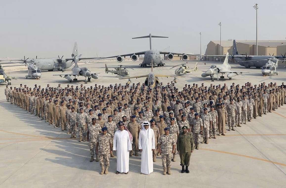 Military talks between America and Qatar, Arabic newspaper in Boston-USA-Profile News
