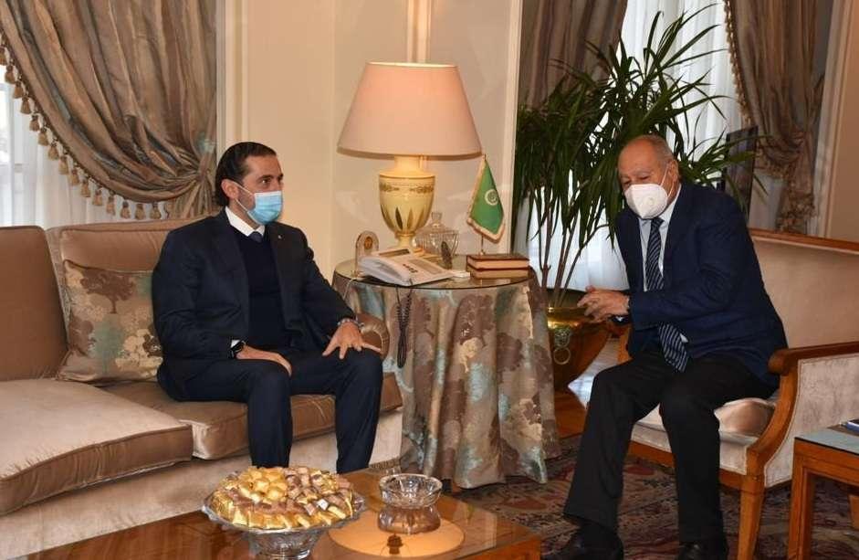 أبو الغيط يوجه رسالة للشعب اللبناني, صحيفة عربية في بوسطن-أمريكا-بروفايل نيوز