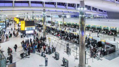 فوضى في أحد مطارات لندن, صحيفة عربية في بوسطن-أمريكا-بروفايل نيوز
