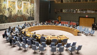 first of its kind … UN Security Council holds closed consultations on Syria, Arabic newspaper in Boston-USA-Profile News
