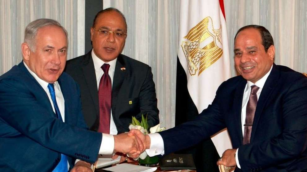Sisi puts a condition on Netanyahu to visit Egypt, Arabic newspaper in Boston-USA-Profile News