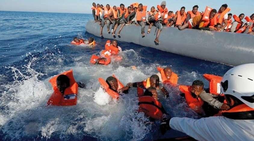 إنقاذ مئات المهاجرين غير الشرعيين قبالة سواحل ليبيا, صحيفة عربية في بوسطن-أمريكا-بروفايل نيوز