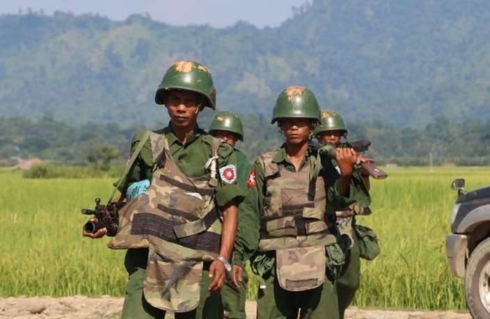 """جيش ميانمار يحجب """"فيسبوك"""", صحيفة عربية في بوسطن-أمريكا-بروفايل نيوز"""