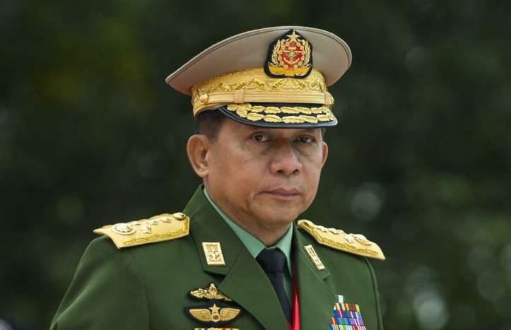 A coup in Myanmar, the army hands over power to a general accused of crimes, Arabic newspaper in Boston-USA-Profile News