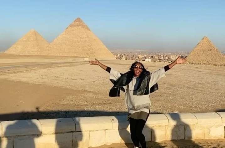 Naomi Campbell Celebrates Black History, Arabic newspaper in Boston-USA-Profile News