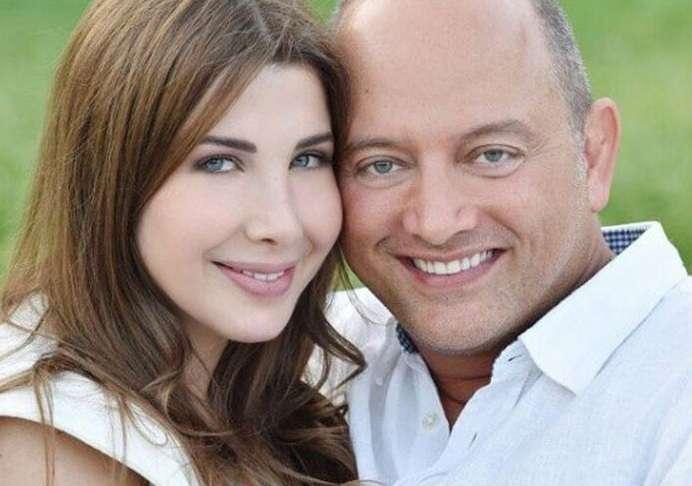 Nancy Ajram's family celebrates a special occasion, Arabic newspaper in Boston-USA-Profile News