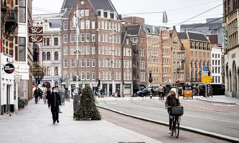 Dutch government calls on citizens to stay home, Arabic newspaper in Boston-USA-Profile News