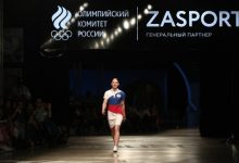 عرض أزياء خاص لرياضيي روسيا, صحيفة عربية في بوسطن-أمريكا-بروفايل نيوز