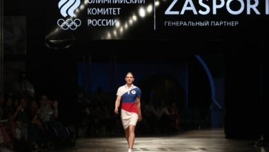 A special fashion show for Russian athletes, Arabic newspaper in Boston-USA-Profile News