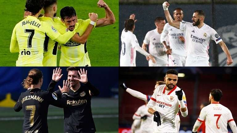 "Who will be crowned ""La Liga""?, Arabic newspaper in Boston-USA-Profile News"