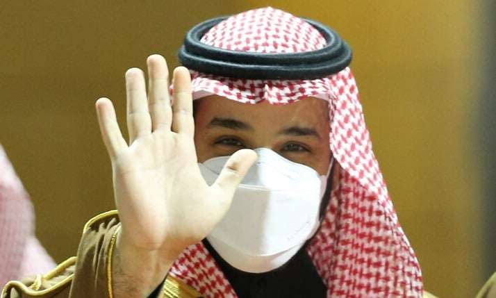 A surprise statement from Saudi crown prince about Iran, Arabic newspaper in Boston-USA-Profile News