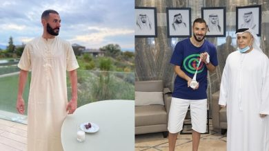 Message from Benzema for fasting, Arabic newspaper in Boston-USA-Profile News