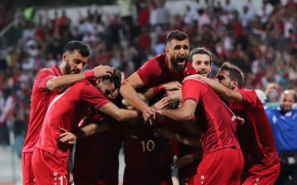 كأس العرب.. القرعة تضع سورية في المجموعة الثانية, صحيفة عربية في بوسطن-أمريكا-بروفايل نيوز