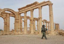 Destruction of a network of caves near Palmyra!!, Arabic newspaper in Boston-USA-Profile News