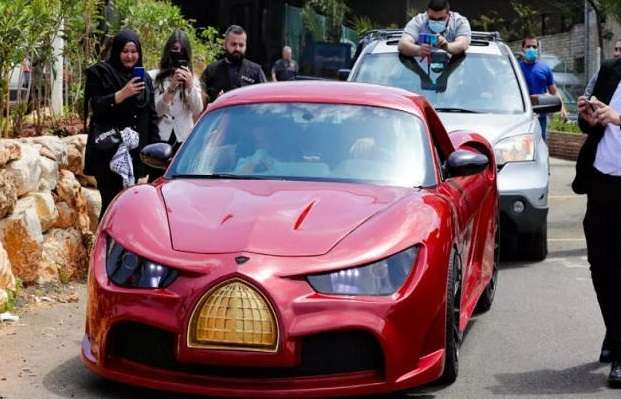first luxury electric car of Arab production, Arabic newspaper in Boston-USA-Profile News