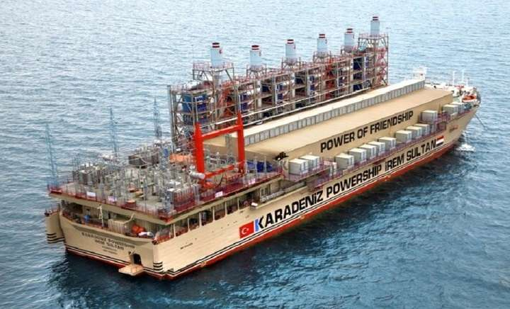 Lebanon holds electricity ships !!, Arabic newspaper in Boston-USA-Profile News